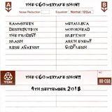 HRH Radio - The C60 Mixtape Show 4th September 2018 3 Hour Special!