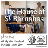 At Home With HoSB - Phonica Special with Toby Tobias & Sam Purcell (04/04/2020)
