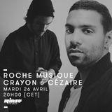 Roche Musique : Crayon & Cézaire - 26 Avril 2016