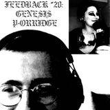 Feedback #20 - Genesis P-Orridge (200320)