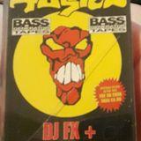 DJ FX & Confusion - Fusion 1995