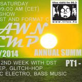 Annual Summary 2014 pt1 Dubstep - special set by DST @ Tilos Dawn Tempo 13/12/2014
