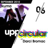 Upp/Circular podcast 06 - Featuring Ikuma and Darci Bromac