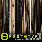 PROTOTYPE#017, TODAY WITH AC SESSIONS. EVERY TUESDAY NIGHT FROM 00 TO 01 AM @ LOCAFM