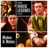 DJ MATEO & MATOS HISTORY OF DANCE CLASSICS DMT-004