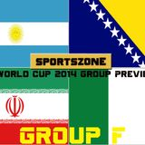 Sportszone's World Cup 2014 Preview: Group F