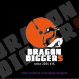 DJ DISCOKING - DRAGON DIGGERS 10TH ANNIVERSARY TRAILER MINI MIXTAPE 2015
