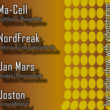 2013.10.18 - electronical vibes liveshow with Jan Mars, Ma-Cell, NordFreak, Joston