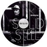 Solid Steel Radio Show 20/11/2015 Hour 1 - Armtone