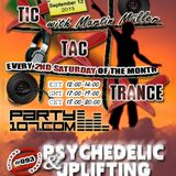 Tic Tac Trance #093 with Martin Mueller