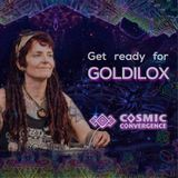 Goldilox @ Cosmic Convergence Festival, Lake Atitlán, Guatemala New Years 2017/2018