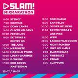 Markhese @ SLAM Mix Marathon Friday 27.07.2018