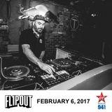 Flipout - Virgin Radio - Feb 6, 2017