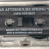 Greg Eversoul FAB AfterHours Spring 1996