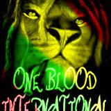 ONE BLOOD INTERNATIONAL SOUNDSYSTEM - VYBES RADIO SHOW - 28/10/2012 - DJ ONE - DJ P.T - DJ GIN-JAH