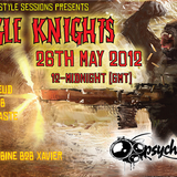 freestyle sessions presents jungle knights v.04 - clip & carbine vs xavier