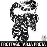 FROTTAGE TARJA PRETA