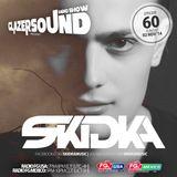 Glazersound Radio Show Episode #60 Special Guest Skidka