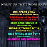 Mix night of the living bass