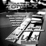 Julio Cora Zona X mix 2