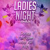 DJ Johnnx Presents : Ladies Night : Ann Darkspace