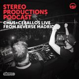 WEEK26_15 Chus & Ceballos Live from Reverse Madrid June15