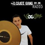 Crate Gang Radio Ep. 26: DJ Woo Wee
