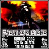 "Lobotomy Sound & Selecta Jallah Kadafi "" Renegade Riddim 2002 ( VP Records ) Dance hall Riddim..."""
