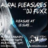 Aural Pleasures 21/08/2014