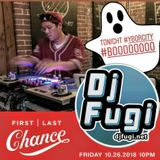 DJ Fugi LIVE First Chance Ybor Oct26th