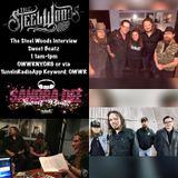 The Steel Woods Interview - 8-11-17
