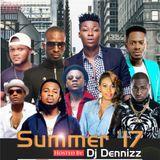DJ Dennizz - Summer '17 Mixtape