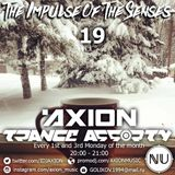 AXION - The Impulse Of The Senses #19