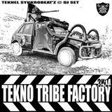 TEKNEL SYNKROBEAT'z - TEKNO TRIBE FACTORY 2k14