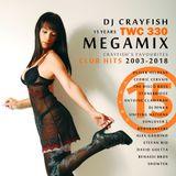 60 Club Hits 2003-2018 Megamix by DJ Crayfish
