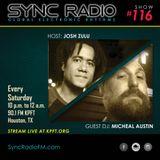 Sync Radio ep 116