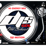 ENERGY MIX BY DjE-MOTION