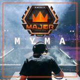 20-23/September  - MYMA1992 @MAJOR FACEIT, Wembley SSE Arena - London