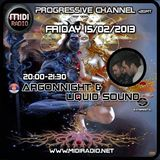 Argonnight & Liquid Sound DJ set (15. 2. 2013. Midiradio.net)