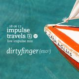 Dirtyfinger LIVE on Impulse Travels WHCR 90.3 Harlem 6.20.17 (Latin Club Music, Jersey Club)
