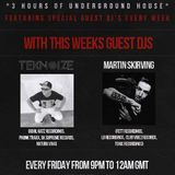 Martin Skirving - The House Session Guest Mix 07/11/14