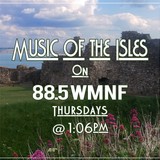 Music of the Isles on WMNF Aug. 29, 2019 Music of the Irish Immigrant experience