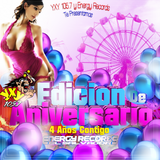 Acvin Dj El Salvador Produce -  Reggaeton Romantico Energy Records feat Yxy 105.7( aniversario 4)