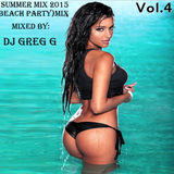SUMMER MIX 2015 -DJ GREG G