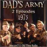 Dad's Army - 2 Episodes  From 1975