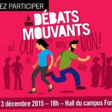 Débat mouvant #2 - économie & culture (3 décembre 2015)