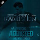 Bsharry Radio Show - Music Addicted 2017