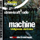 Italiansgroove @ Stromkraft Radio with Machine