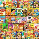 Breakfast Cereal Wakeup Mix