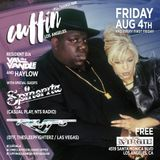 August '17 CUFFIN' LA @ the Virgil